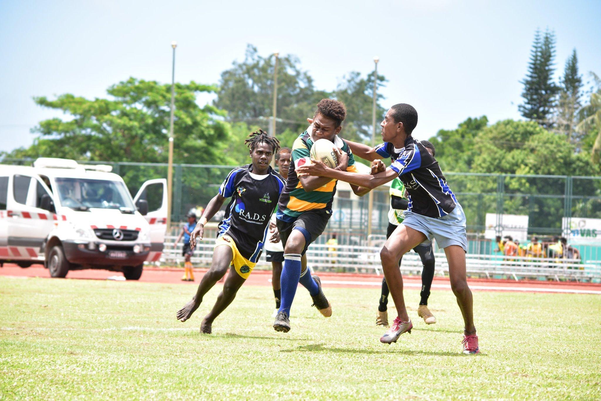 Vanuatu and Pacifique Treize to host Testing Day in Port Vila