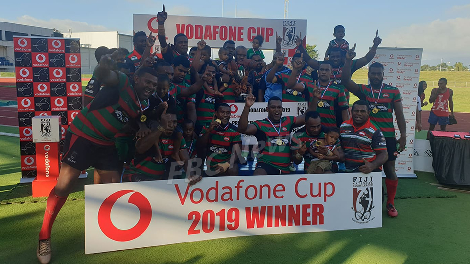 FNRL release draw for 2020 Vodafone Cup