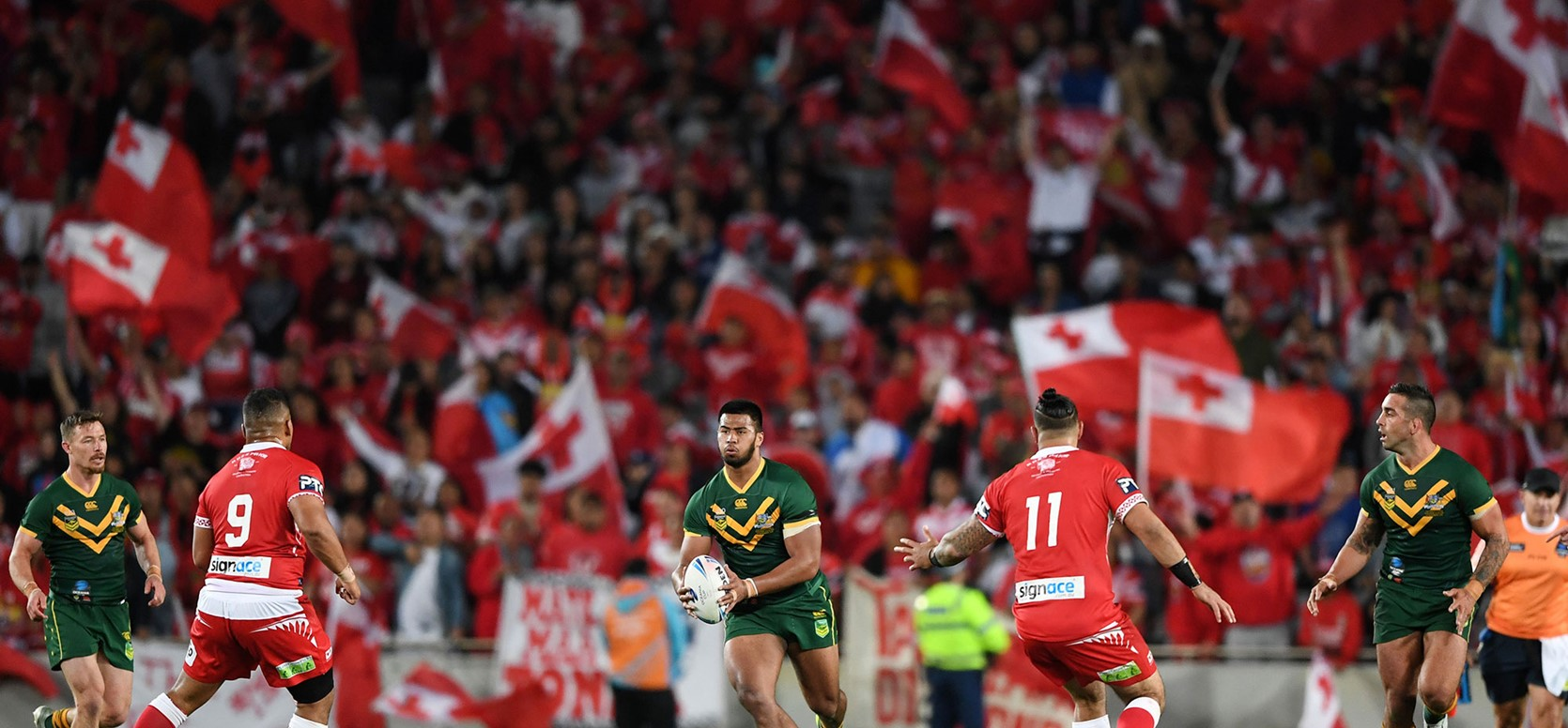 Asia Pacific Rugby League receives application from Tonga Ma'a Tonga Rugby League