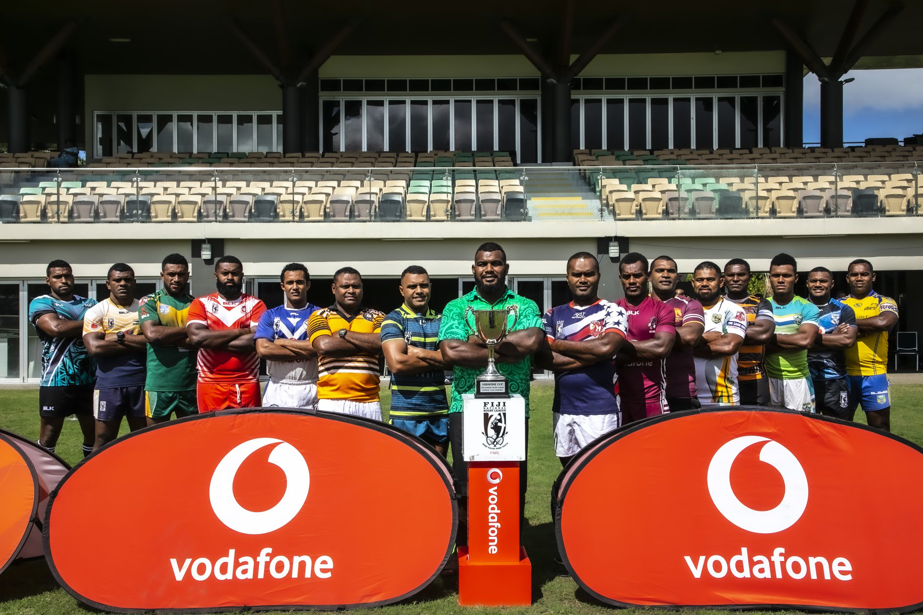 2020 FNRL Vodafone Cup officially launched