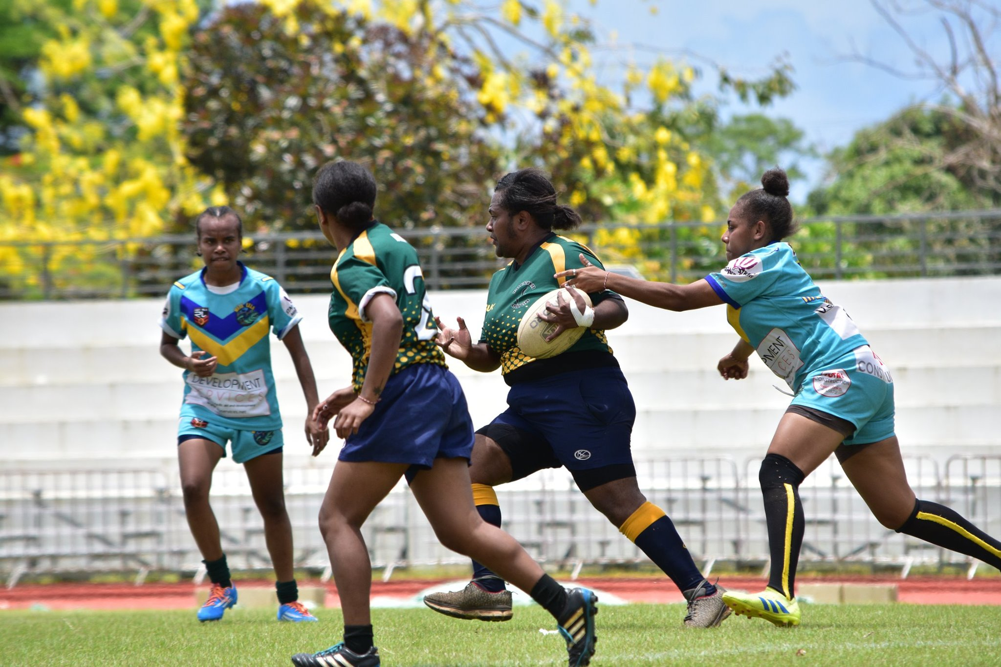 Warriors and Eels record wins in opening round of Port Vila competition