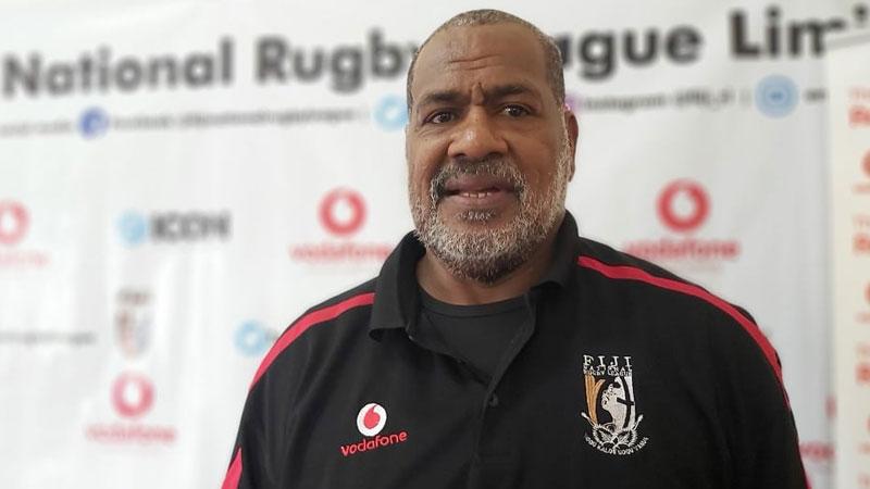 Josaia Rabele announced as new Fiji Bati coach