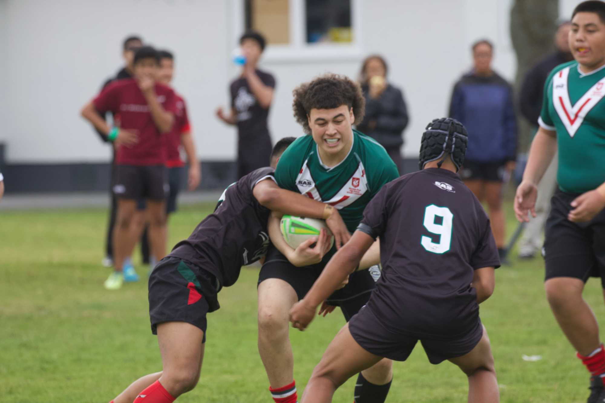 Auckland competitions suspended until September 6