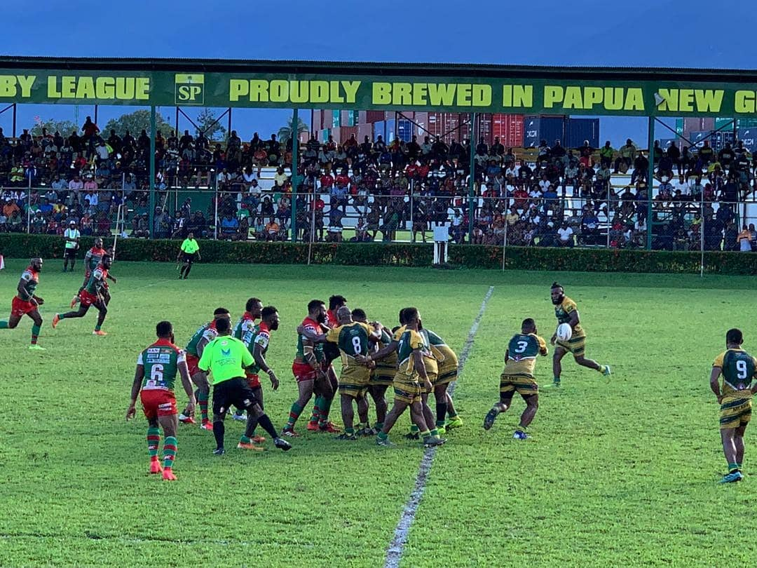 Port Moresby Vipers end Wigmen's undefeated start