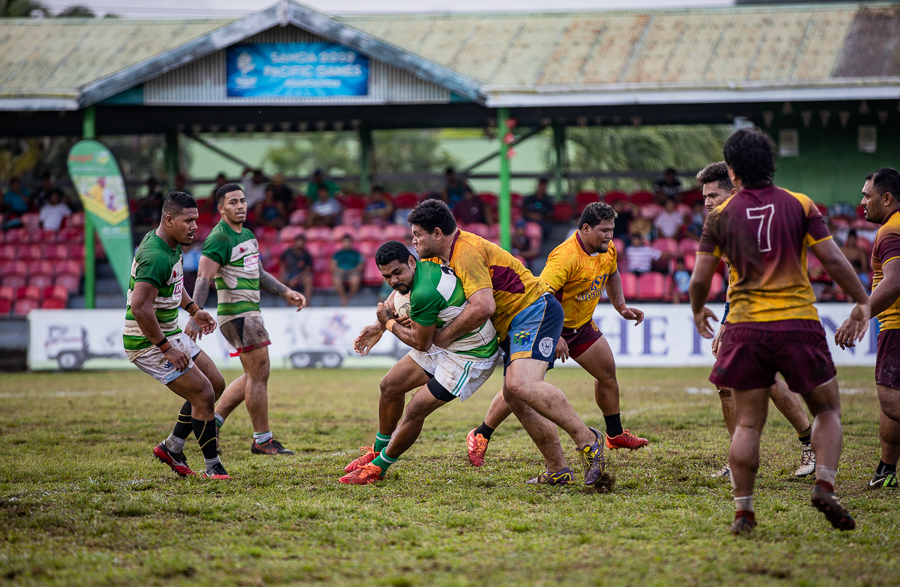 Marist win opening game of Samoan School of Origin series