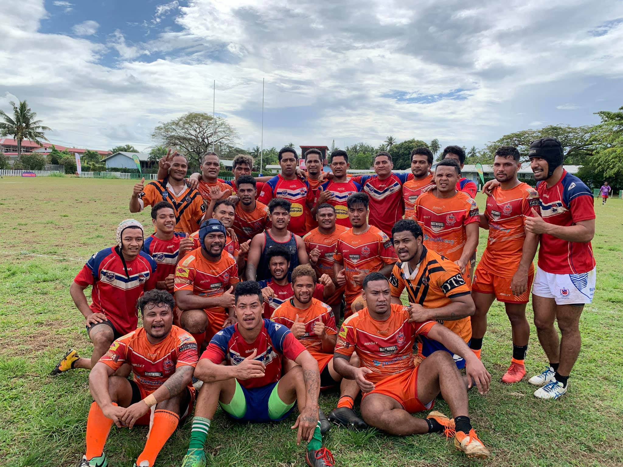 Vaitele West Tigers collect the double in Lotopa