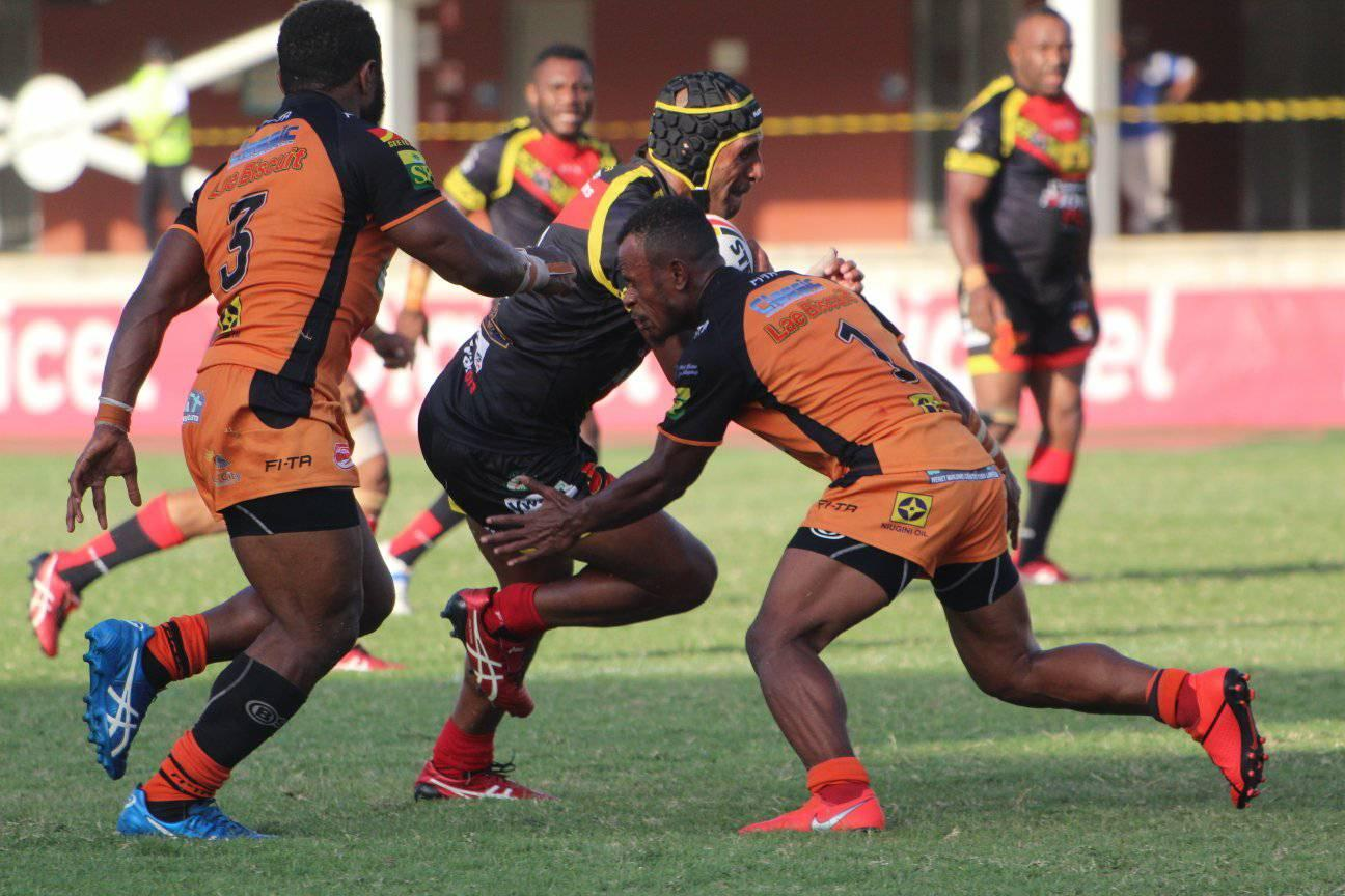 Vipers defeat Tigers to hand Gurias the 2020 Digicel Cup Minor Premiership