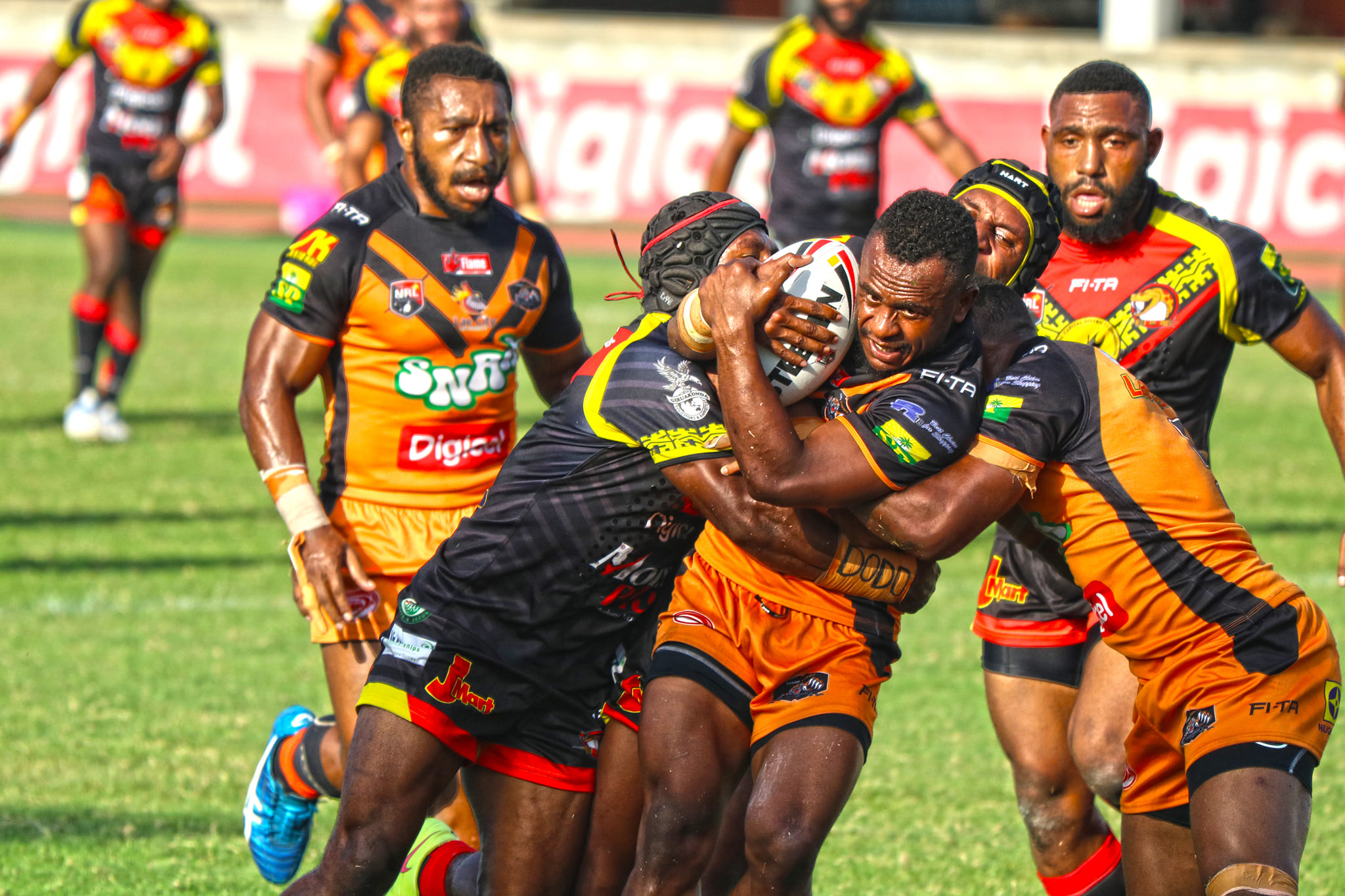 Major Pacific Competition Fixtures : September 25 – September 27