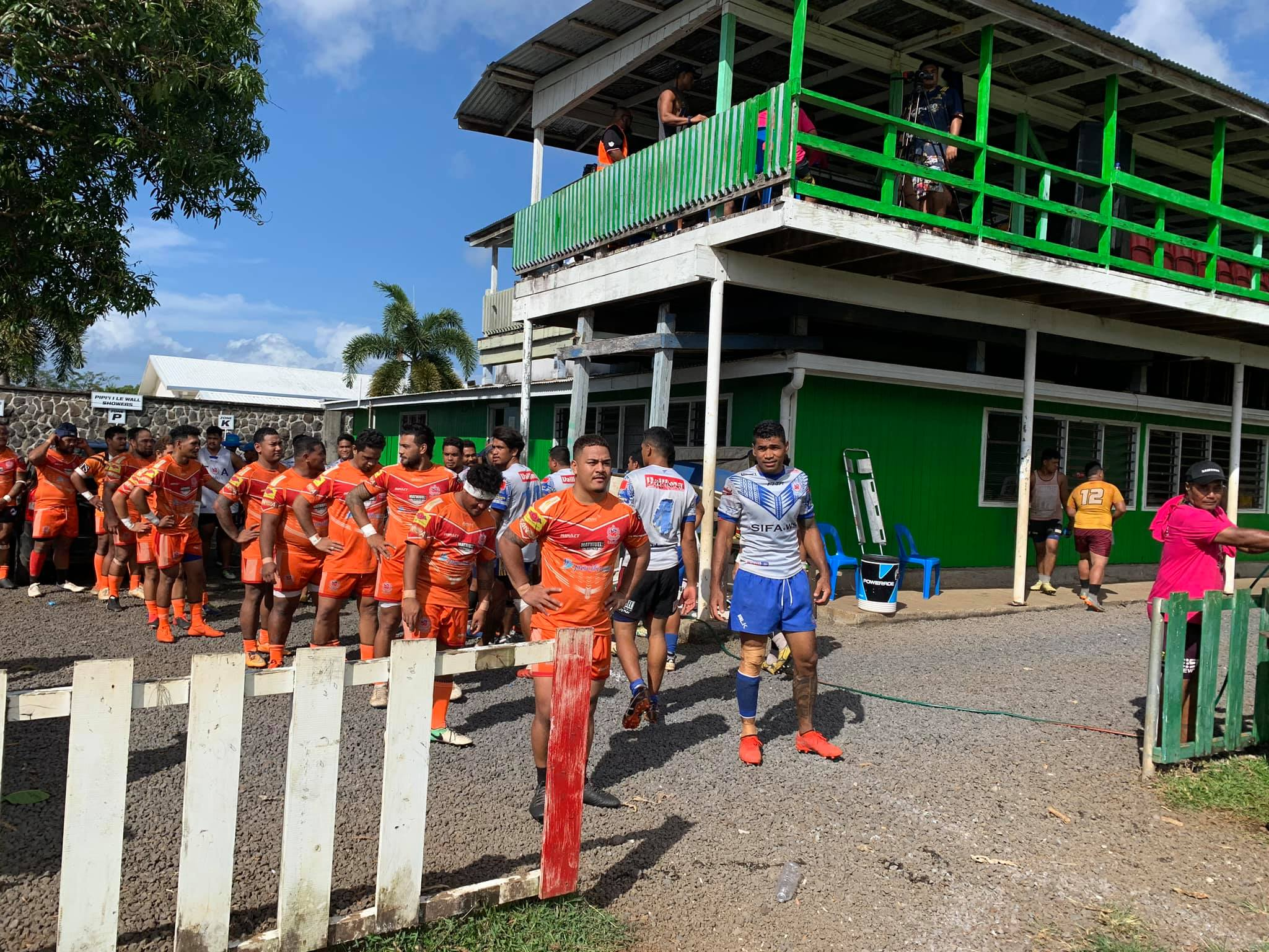 Vaitele West Tigers qualify for Rugby League Samoa Finals