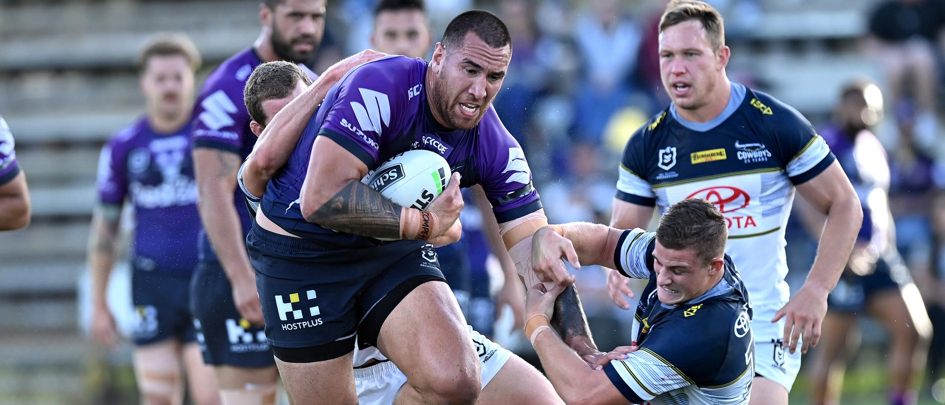 NRL Round 18 Wrap and Highlights