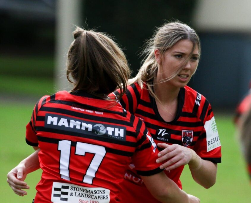 Bears and Wests Tigers progress to second round of NSW Women's Finals