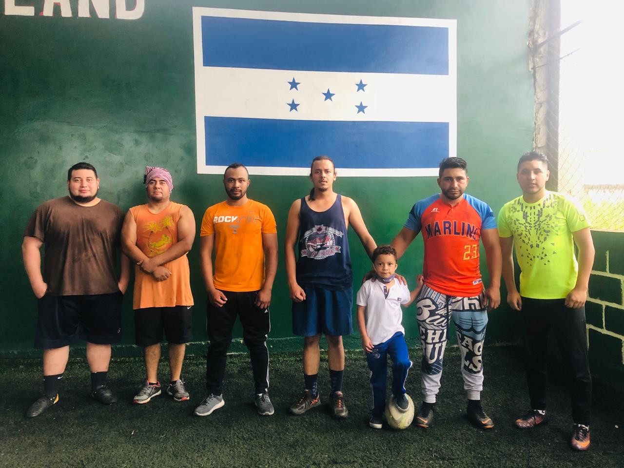 First training session held in Honduras as Rugby League expands in Central America