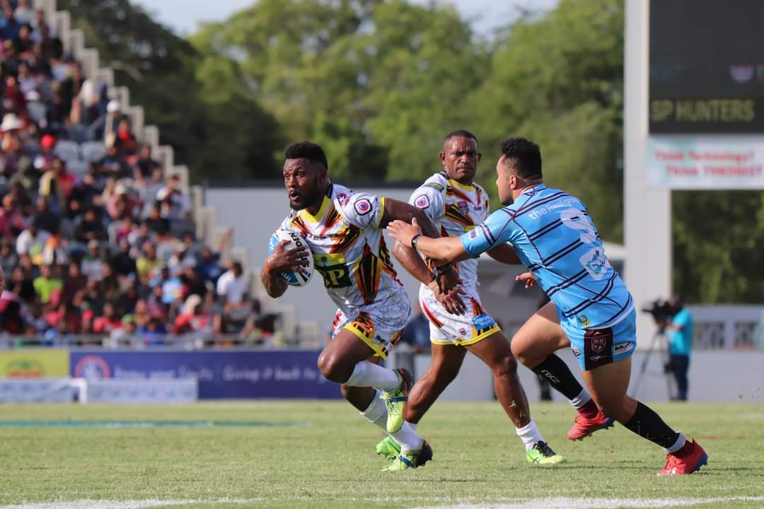 PNG Hunters to move to Australia for 2021 Intrust Super Cup