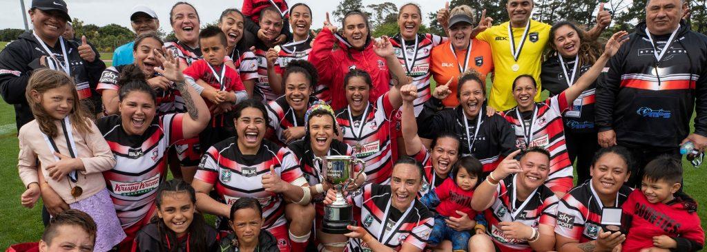 Counties Manukau win inaugural NZ Women's National Premiership