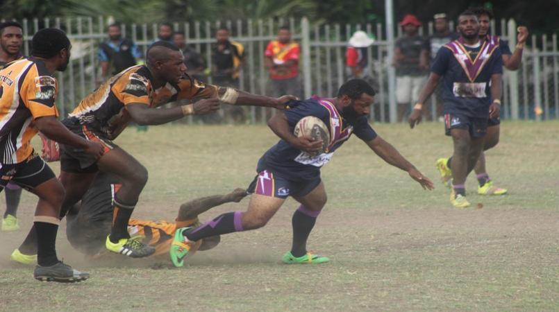 Kone Tigers chase Port Moresby Minor Premiership