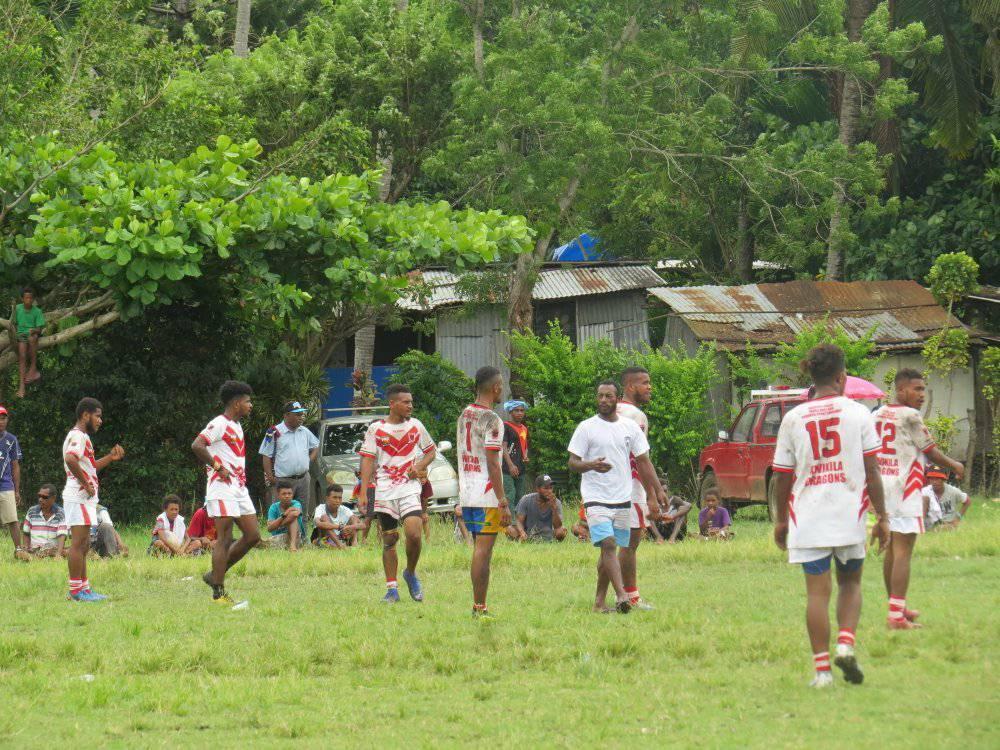 Kwikila Dragons to face Saora Raiders in Rigo Grand Final