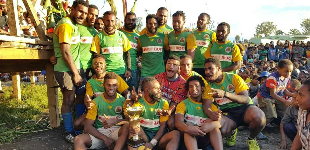 Eastern Suburbs win inaugural Gahuku Nines