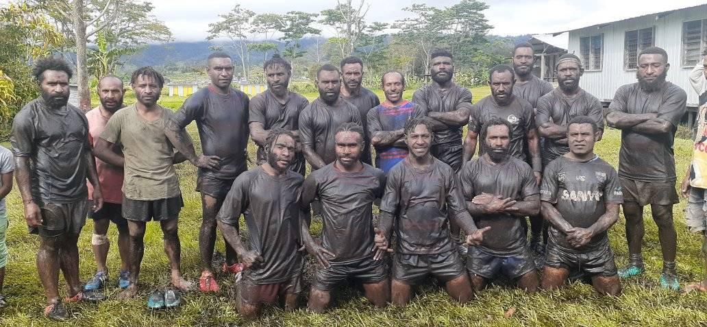 Kagua Woodmen overcome Aiya in muddy conditions