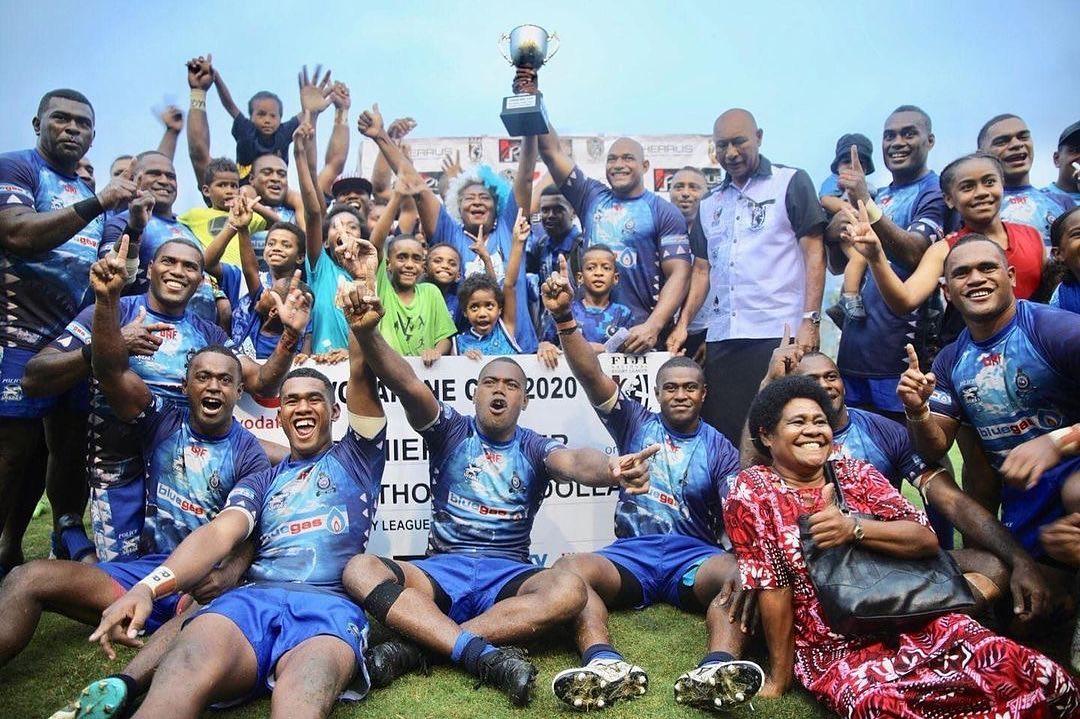 Police Sharks win second Fiji Vodafone Cup title