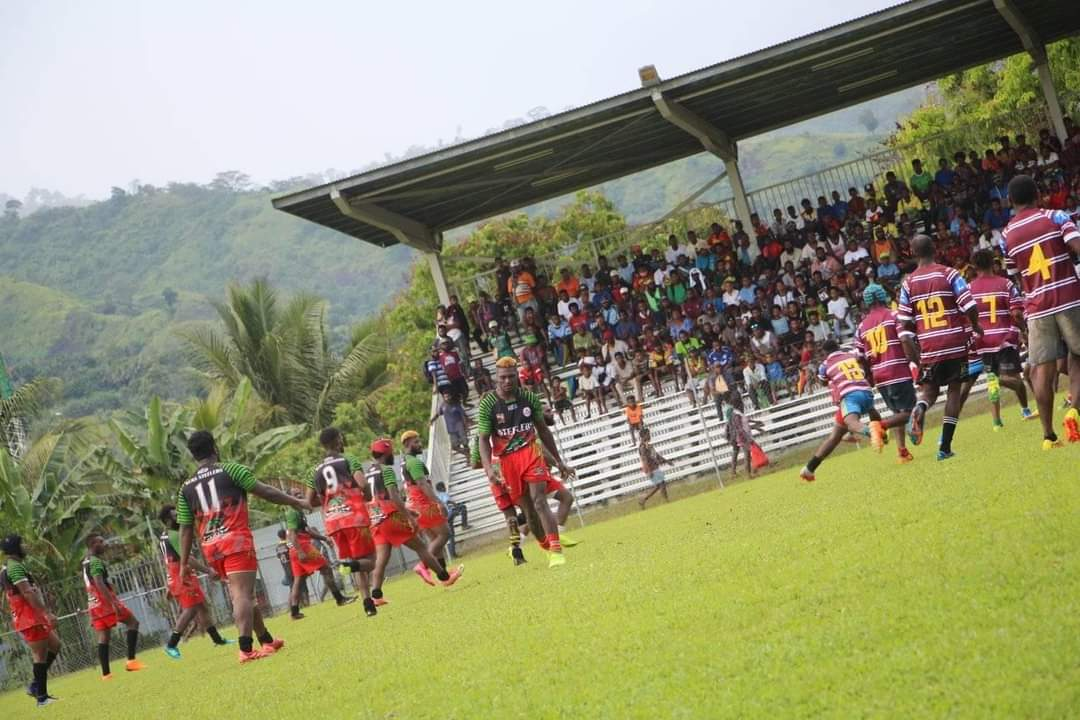 15 City Roosters & STK Bullets win Men's & Women's titles at Kimbe Mayors Cup