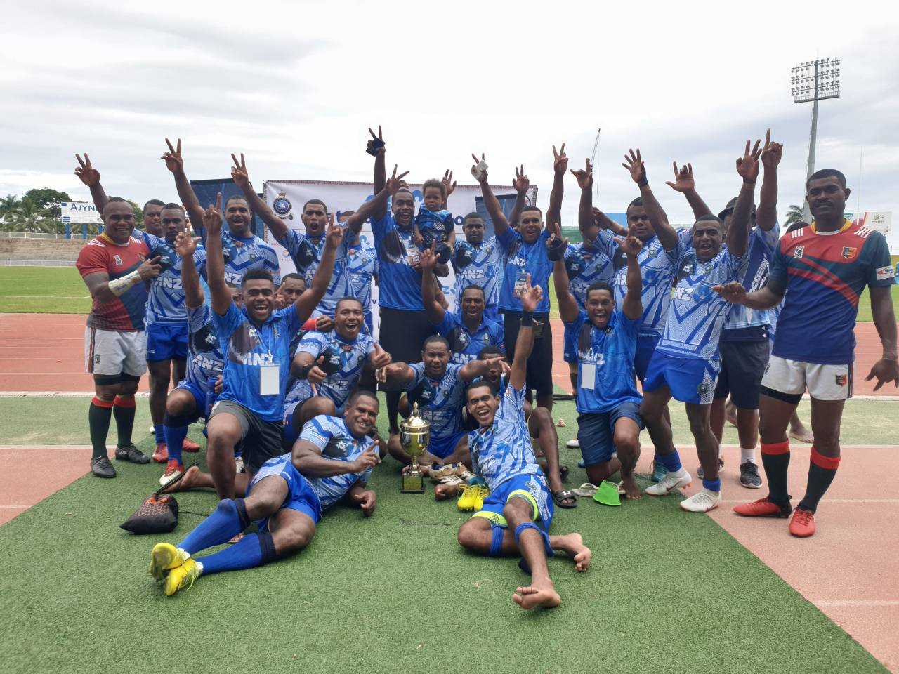 Police Sharks chase second premiership in three years