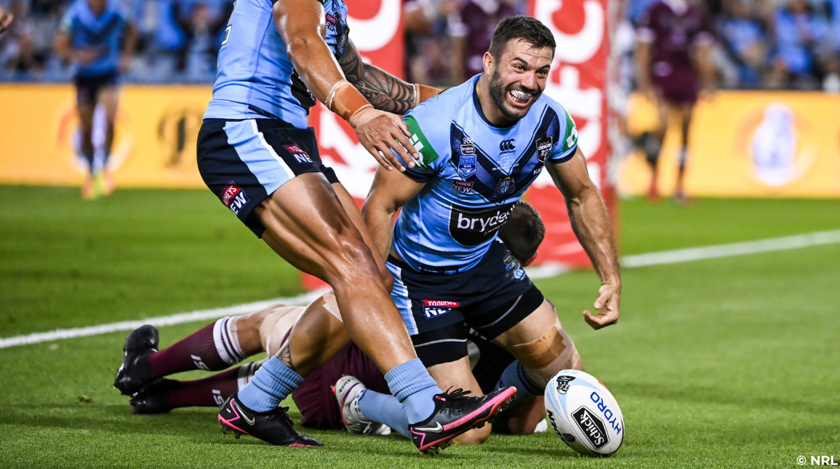 Cleary shines in Maroons mauling to force decider