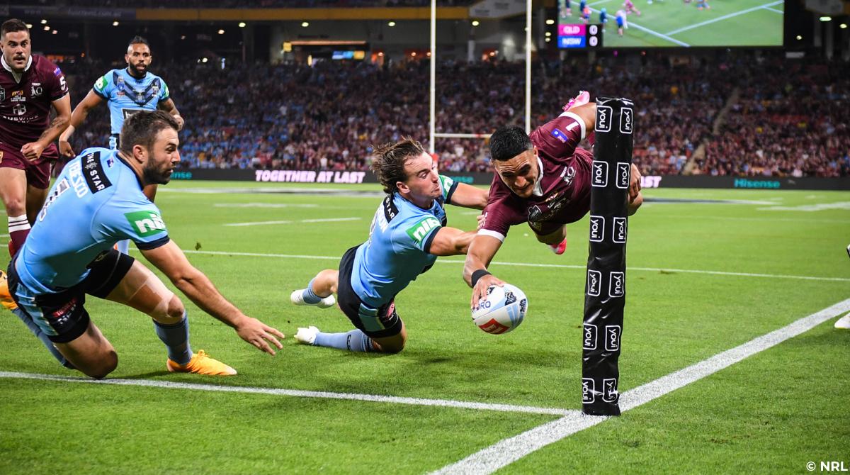 Queensland stun NSW to win Origin decider