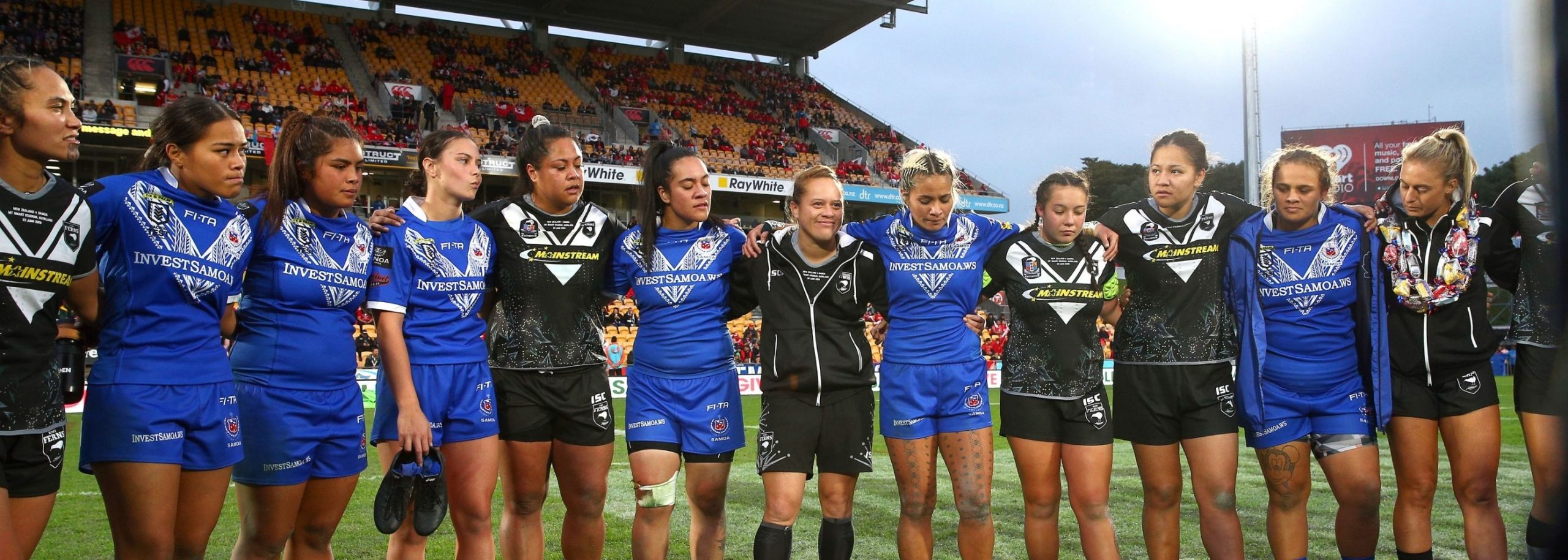 Fetu Samoa name squad for Kiwi Ferns clash
