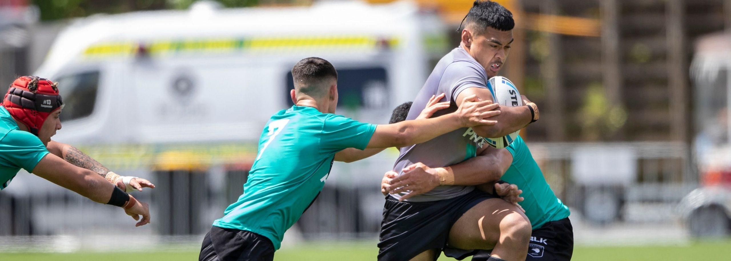 Clubs win inaugural NZRL Clubs v Schools clash