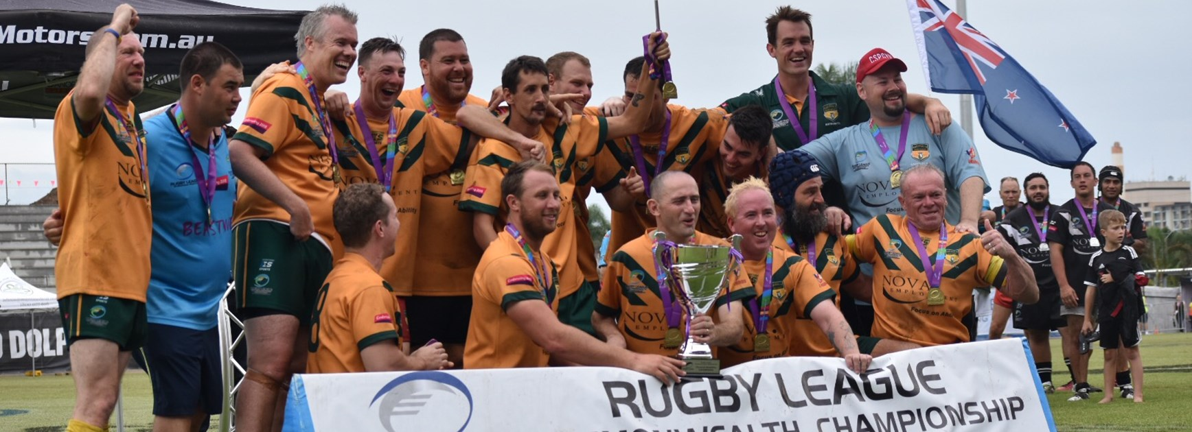 First ever Physical Disability Rugby League World Cup to take place in 2021