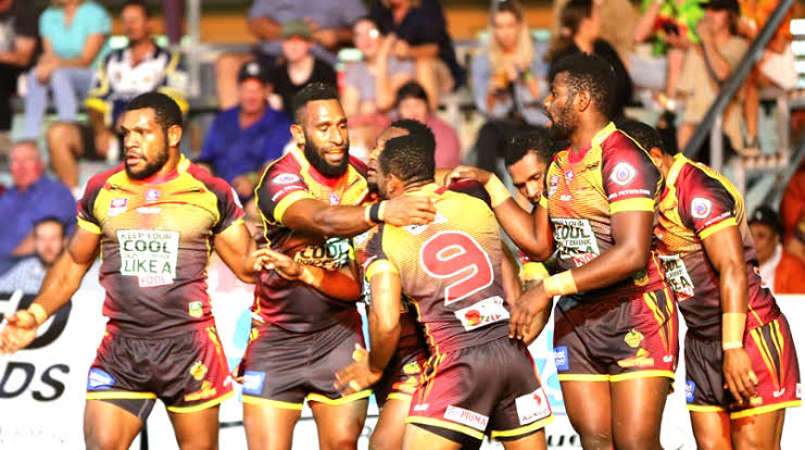 2021 PNG Hunters train-on squad named