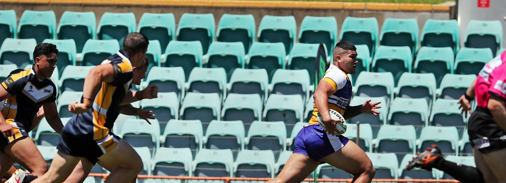 Patrician Brothers Blacktown claim NRL Schoolboy Cup final