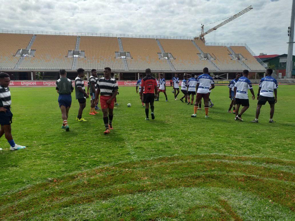 Kila Kila and ECEM progress in Port Moresby Schoolboys Finals