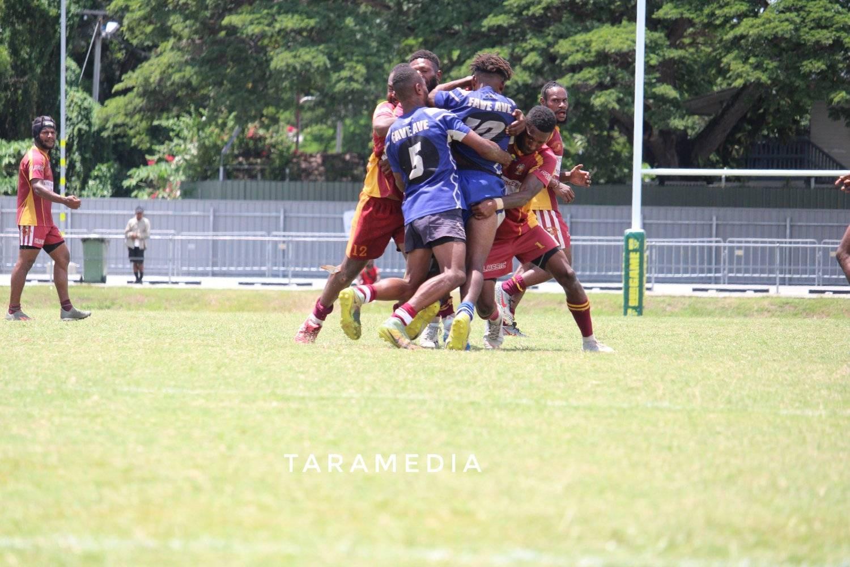 Tarangau win 2020 PNG Southern Confederate Club Championship
