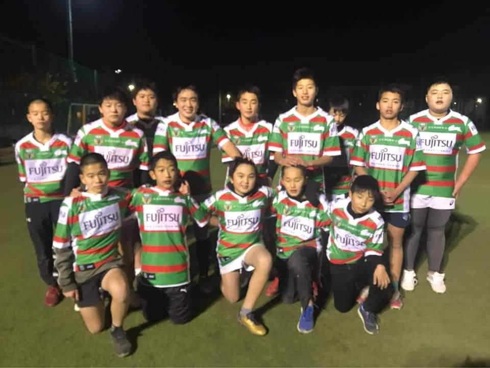 South Ikebukuro Rabbitohs launch Japan's first Junior teams