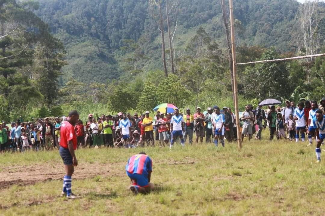 Rumina Raiders & Kamupa Pythons progress in Aiya Finals
