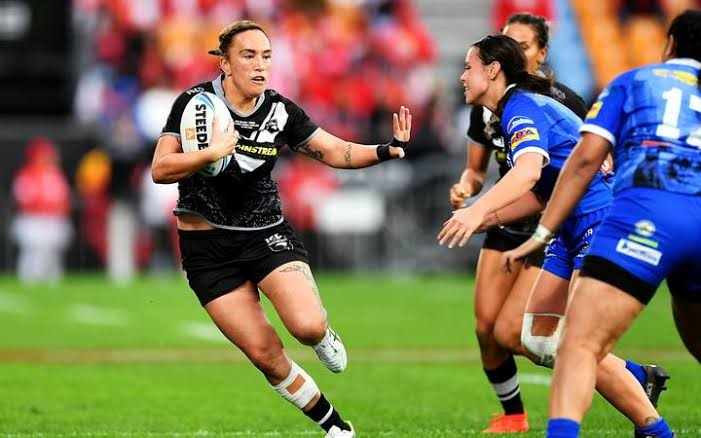 Fisher-Harris and Rota 2020 New Zealand Rugby League Players of the Year