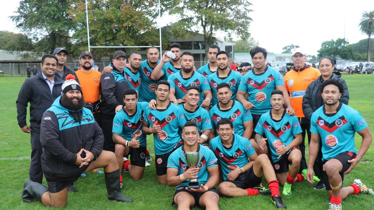 Mangere East take out NZRL Grassroots Club of the Year