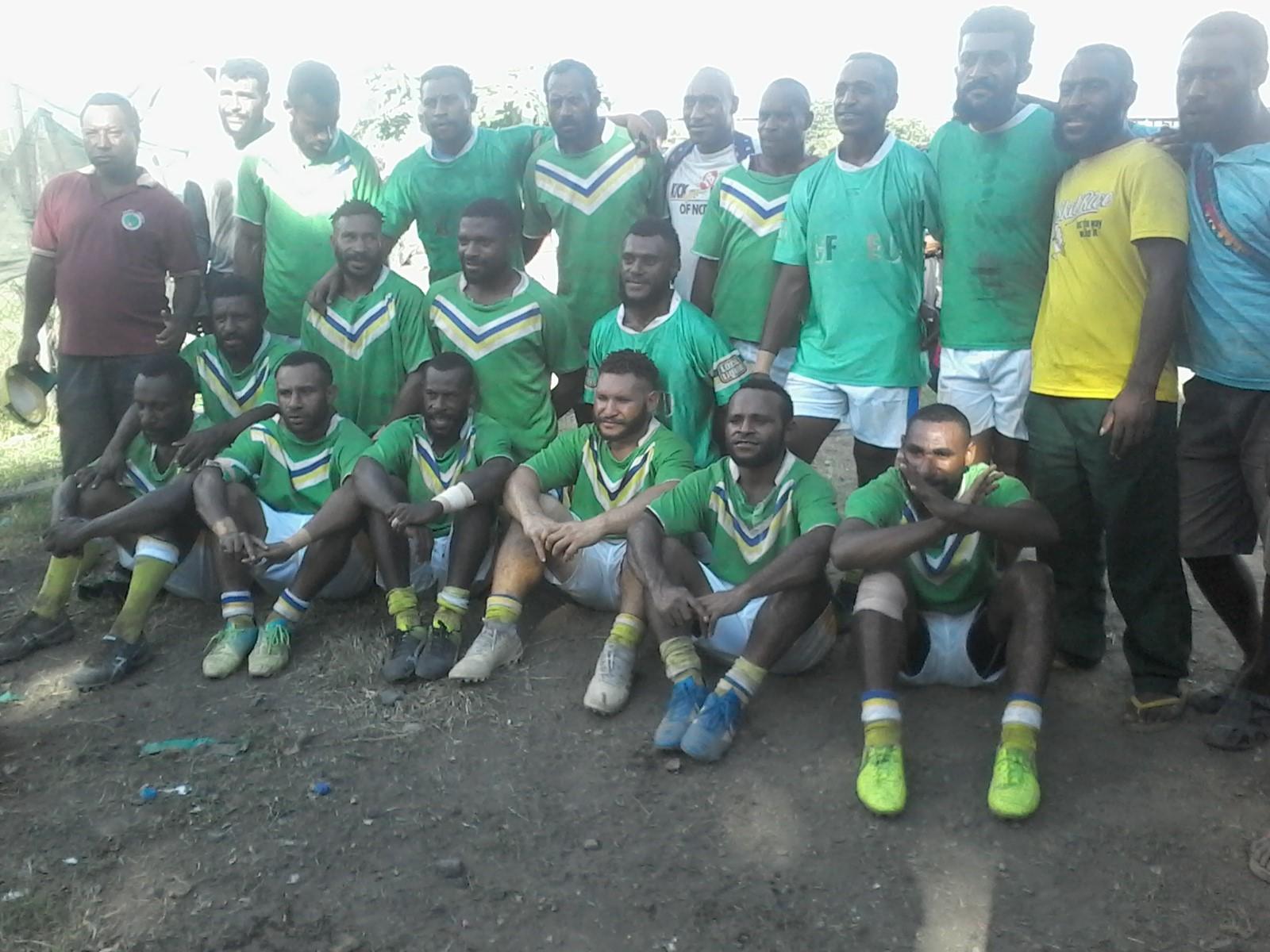 Giburi Raiders maintain undefeated start to Morata Off-Season competition