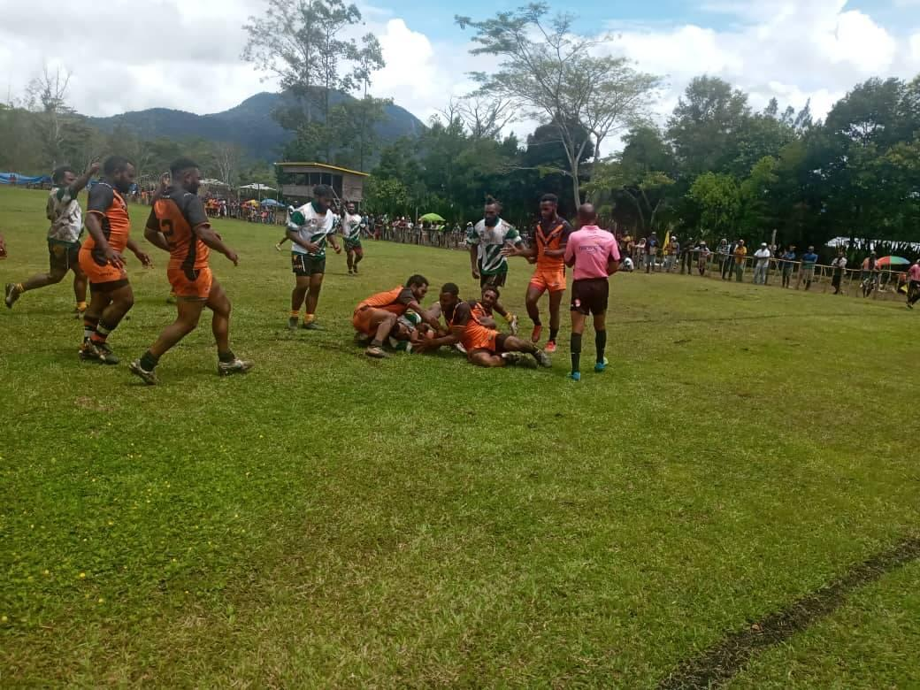Ipatas Cup Western Highlands Challenge kicks off