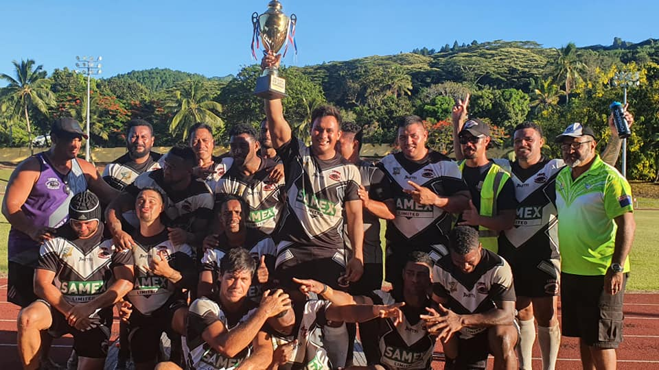 Tupapa Maraerenga Panthers win 2021 Cook Islands Nines