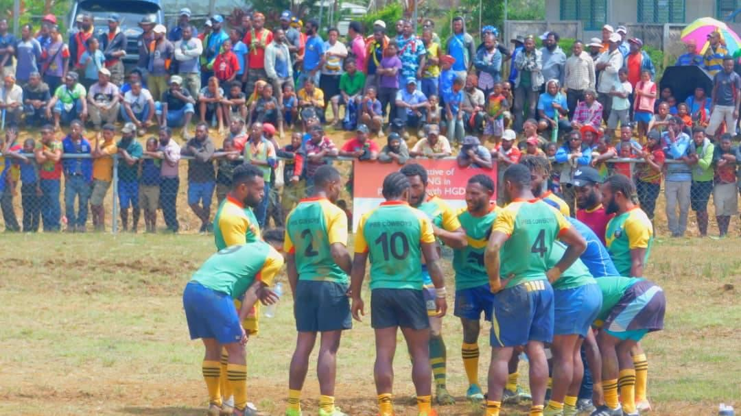 Strickland Raiders qualify for second round of Ipatas Cup