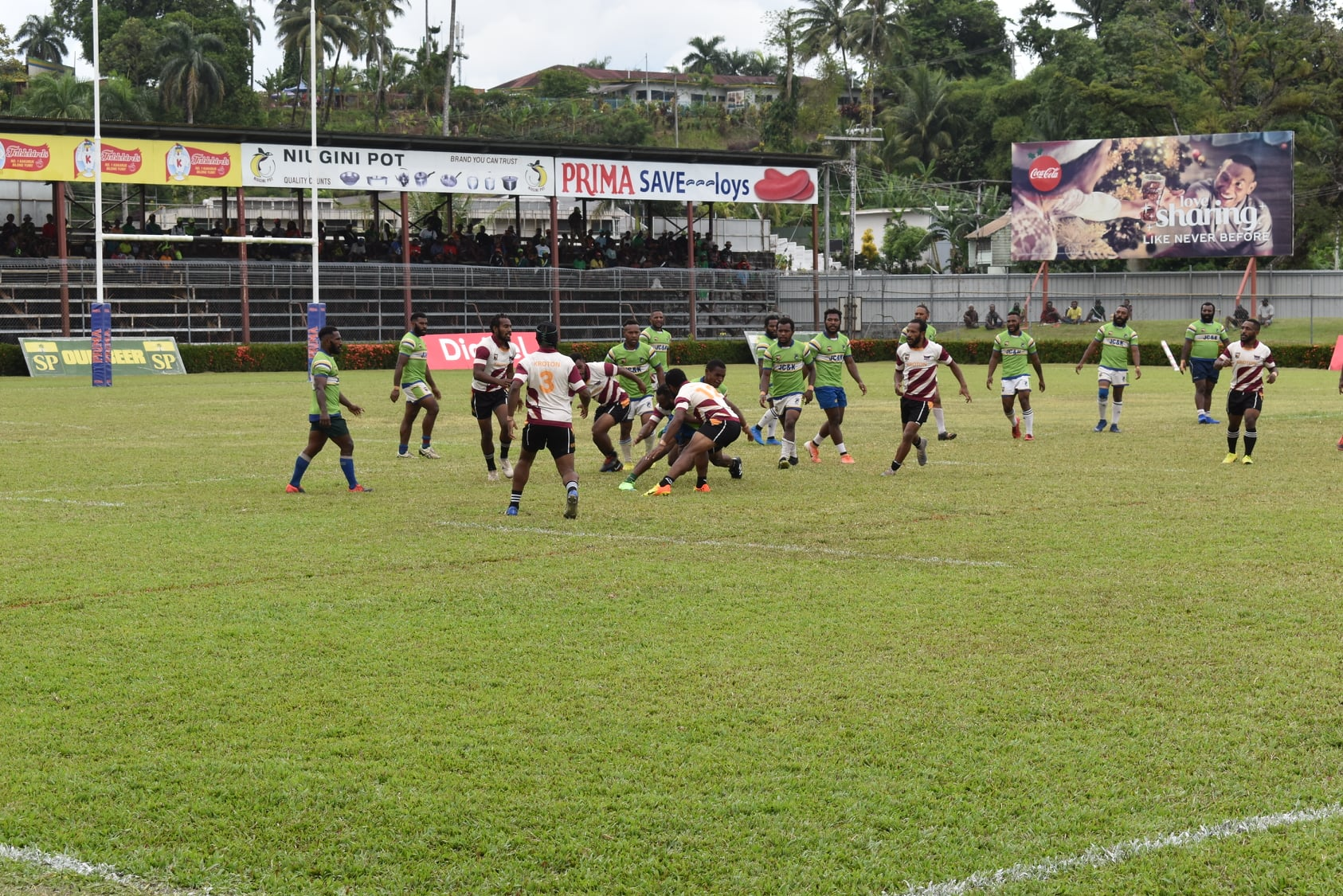 Eastern Blacks, Morobe Pride & 14B Pirates qualify for next stage in Ipatas Cup