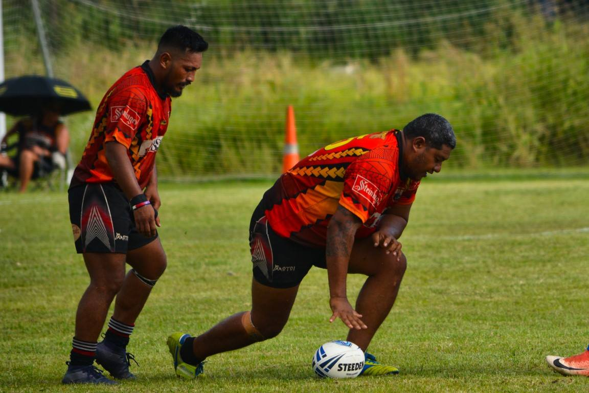 Draw released for Cook Islands Nines