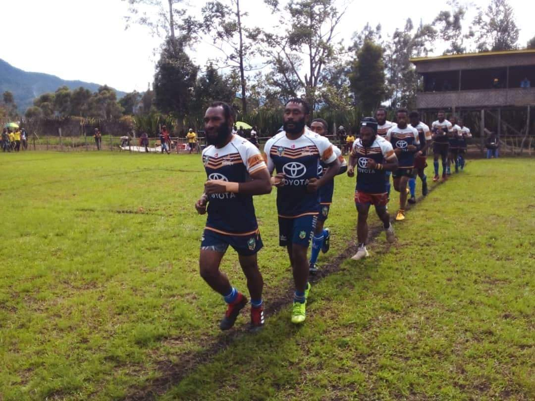 Finalists confirmed for Western Highlands leg of Ipatas Cup