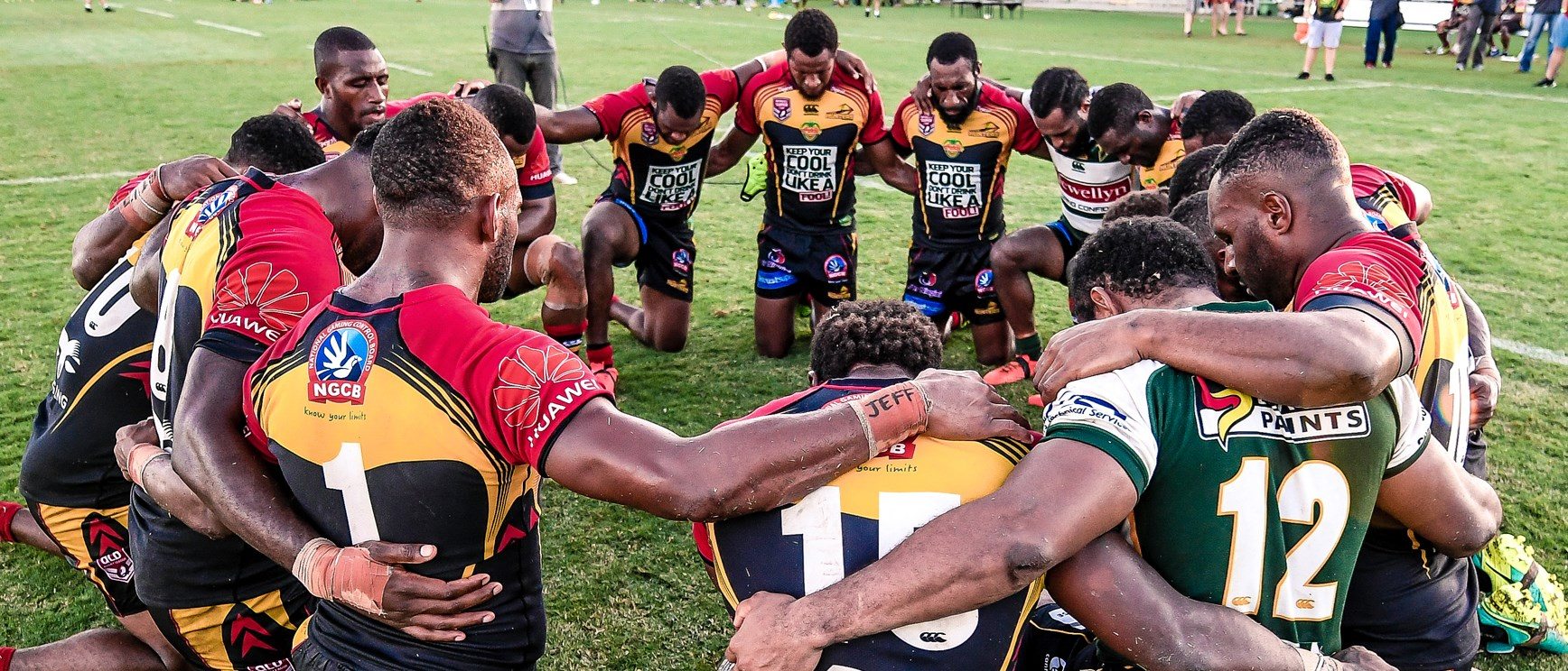 PNG Hunters name final squad for Intrust Super Cup