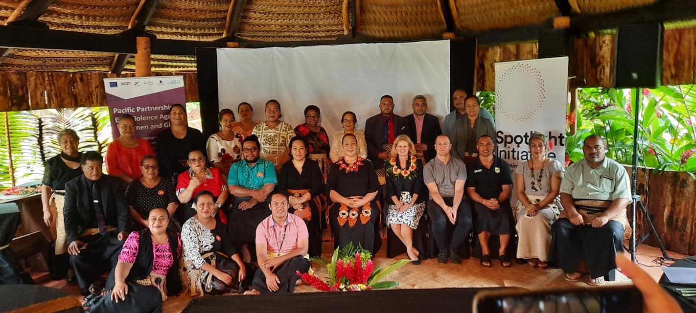 NRL in Tonga to play a roll in End Violence Against Women and Girls programme