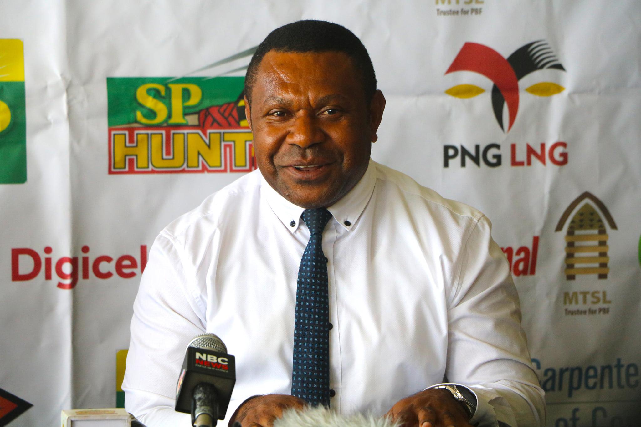 Hondina confirmed as PNGRFL CEO