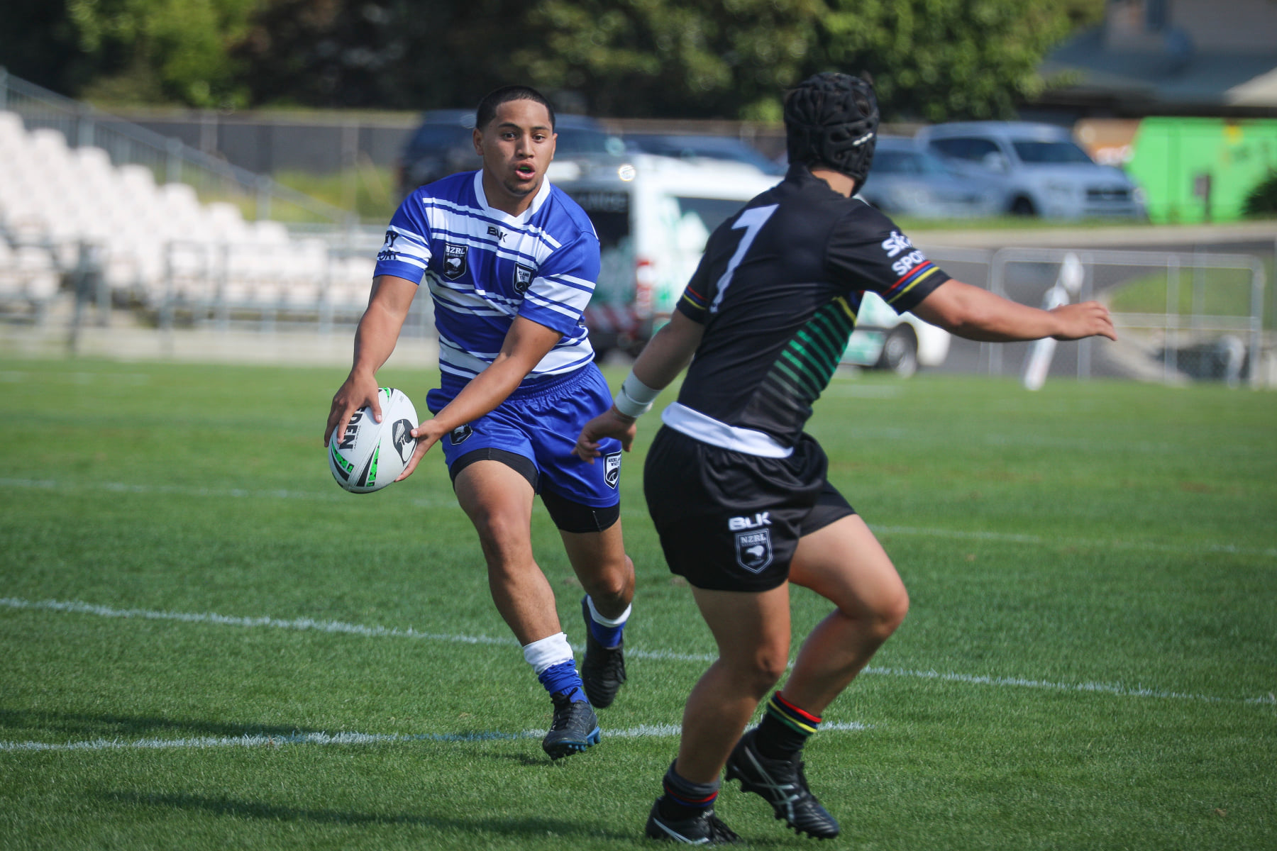 Auckland White win away win over Wai-Coa-Bay