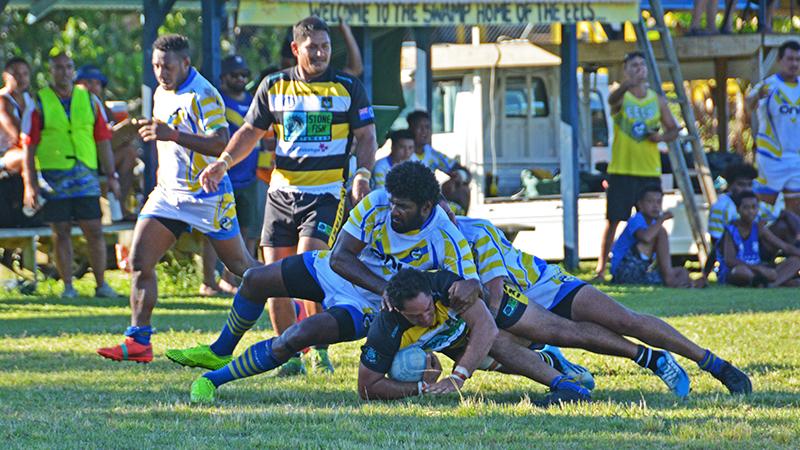 Eels and Bears start Cook Islands season with big wins